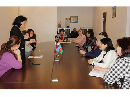 В Баку состоялся семинар для учителей русского языка и литературы