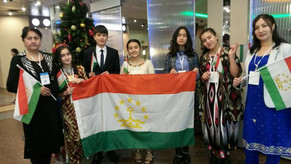 Ученики СОУ № 93 и Лицея для одаренных детей принимали участие в Международной Олимпиаде по русскому