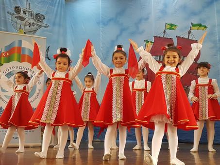 В Баку прошел очередной тур Х (юбилейной) республиканской Олимпиады по русскому языку и литературе.
