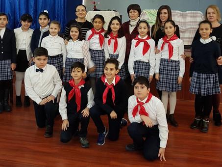 В Баку проходят мероприятия проекта «Книги и писатели – юбиляры 2017 года». Фоторепортаж
