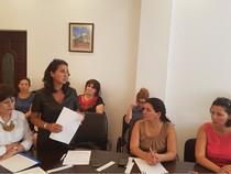 В Баку состоялось заседание Методического центра русского языка