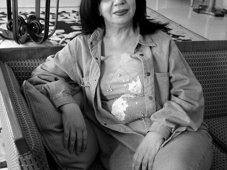 Литературная гостиная: Флора Наджи. Часть 1