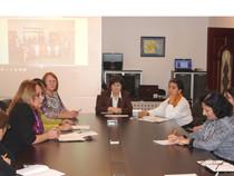 В Баку состоялось очередное заседание Методического центра русского языка при РИКЦ