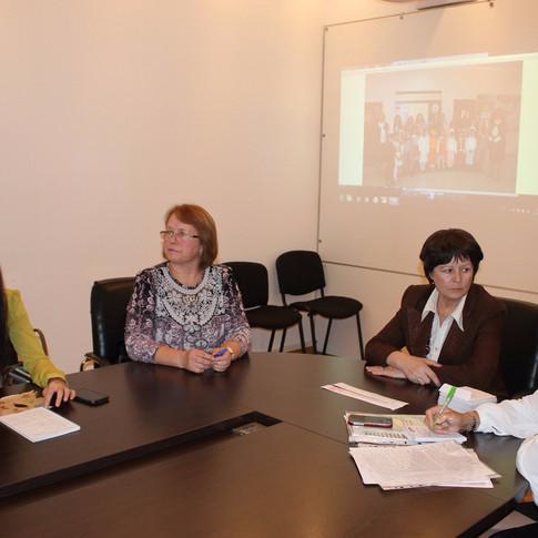 Зседание методического совета