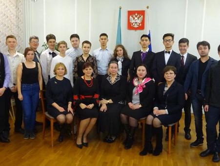 Литературная гостиная в Алма-Ате