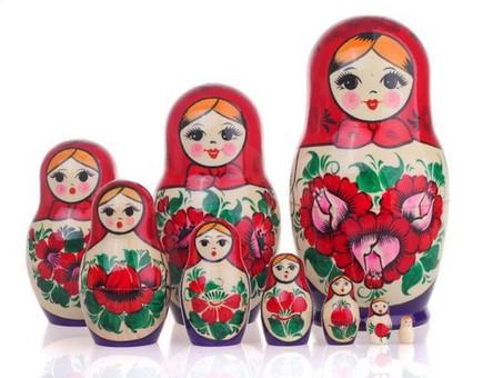 Самые известные в мире русские слова