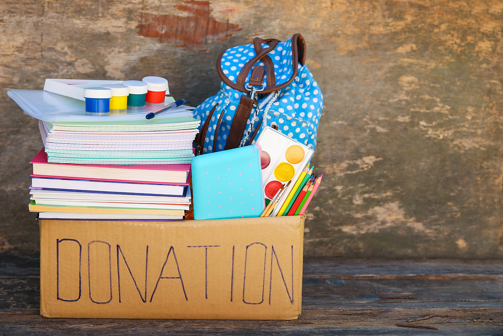 Backpacks / Back to school donations / Donations / Back to School Ideas / Back to School Traditions / School Supplies