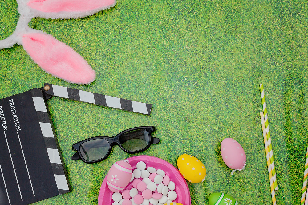 Easter Movies, Easter Movie Night, Easter Popcorn Ideas