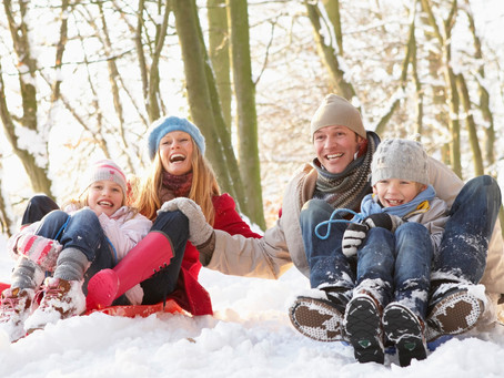 14 Days of Winter Games and Activities for Families