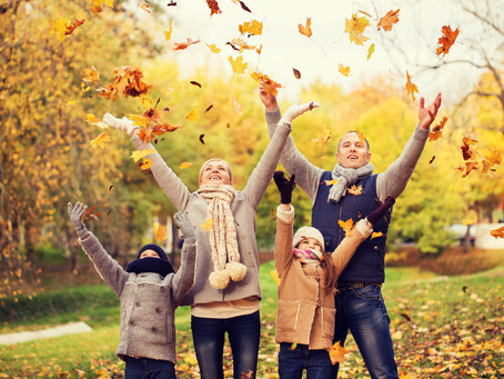 10 Amazing Backyard Fall Festival Ideas