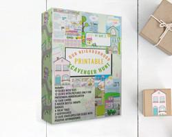 NEIGHBORHOOD HUNT GAME BOX LISTING ETSY   copy copy