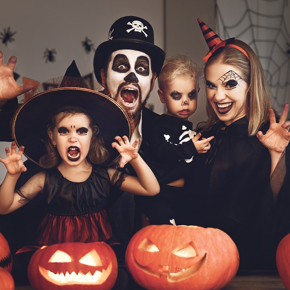 Halloween / Halloween Family / Halloween Fun / Halloween Games for Kids / Halloween Party for Kids