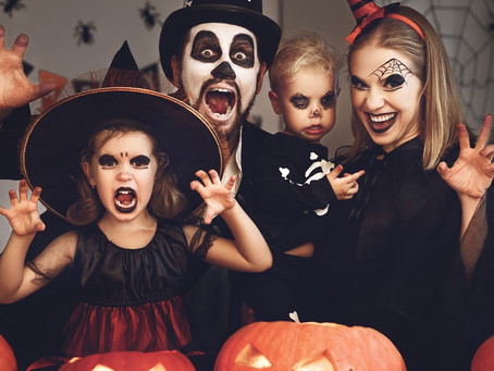 16 Ideas for Celebrating a Spooky             Hallo-Quarantine