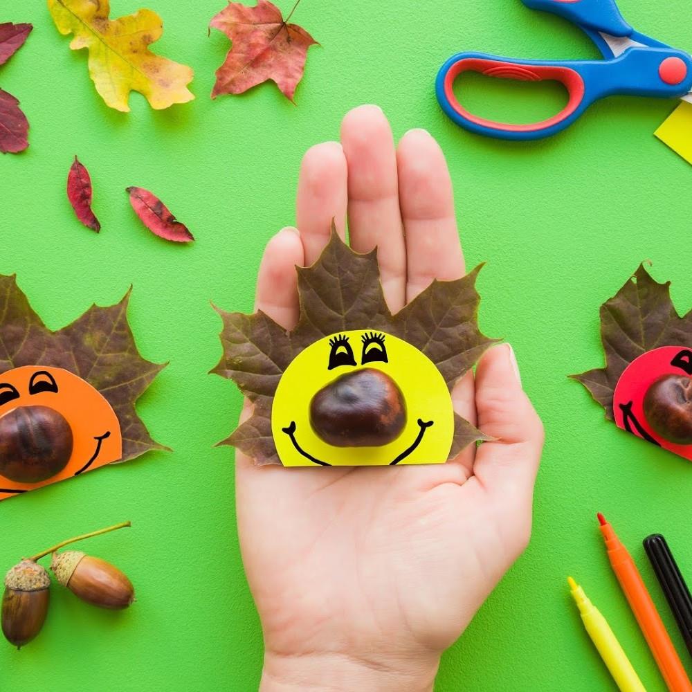 Fall Crafts for Kids / Fall Craft Ideas / Fall Festival Ideas / Harvest Festival Ideas / Kids Crafts