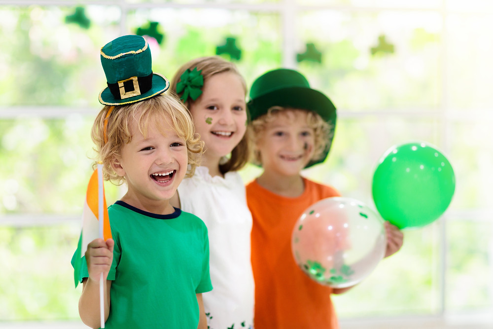 St. Patrick's Day Parade Ideas, St. Patrick's Day Party for family and kids, St. Patrick's Day shindig, St. Patrick's Day Fun, Kids St. Patrick's Day Party, St. Patrick's Day Books, St. Patrick's Day Cookie Contest, St. Patrick's Day Music for Kids, St. Patrick's Day Irish Dance