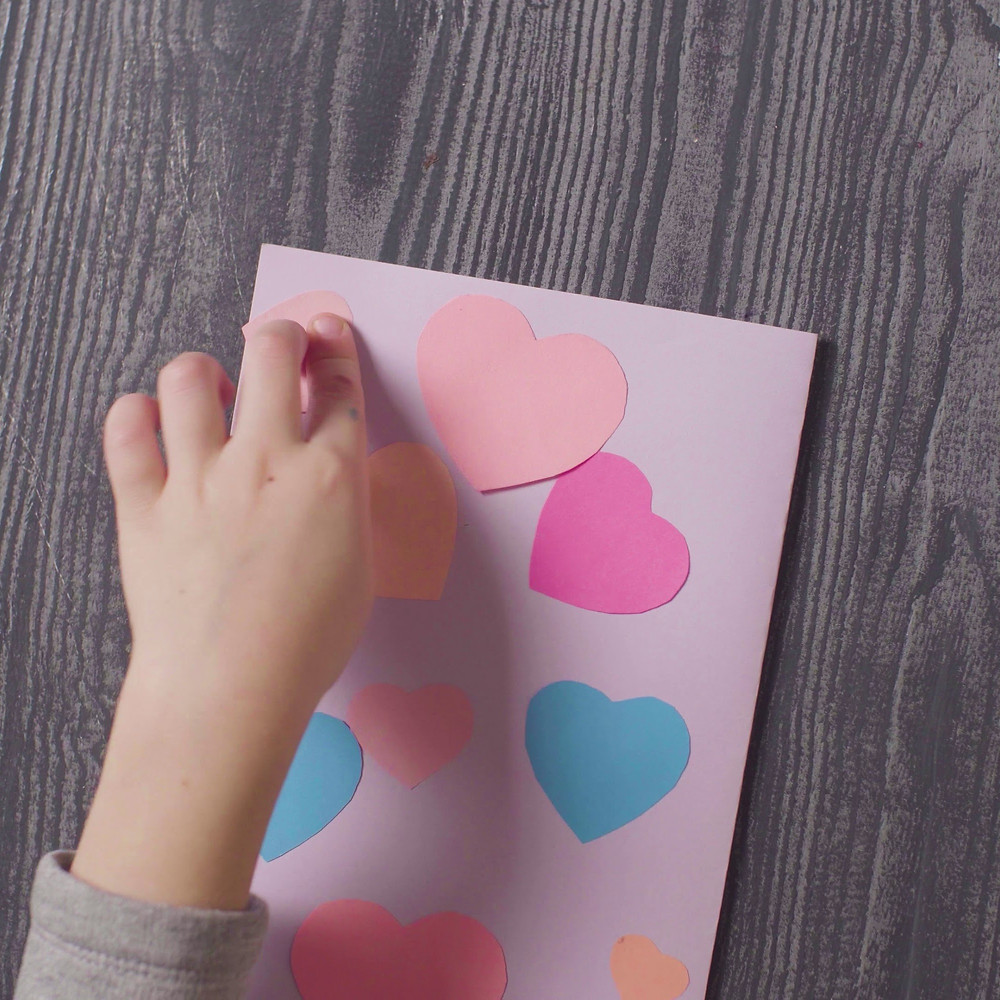 Kindness Cards, Valentines Day Cards for Kids, DIY Greeting Cards, Crafts for Kids, Valentine's Day Crafts for Kids, Winter Ideas for Kids