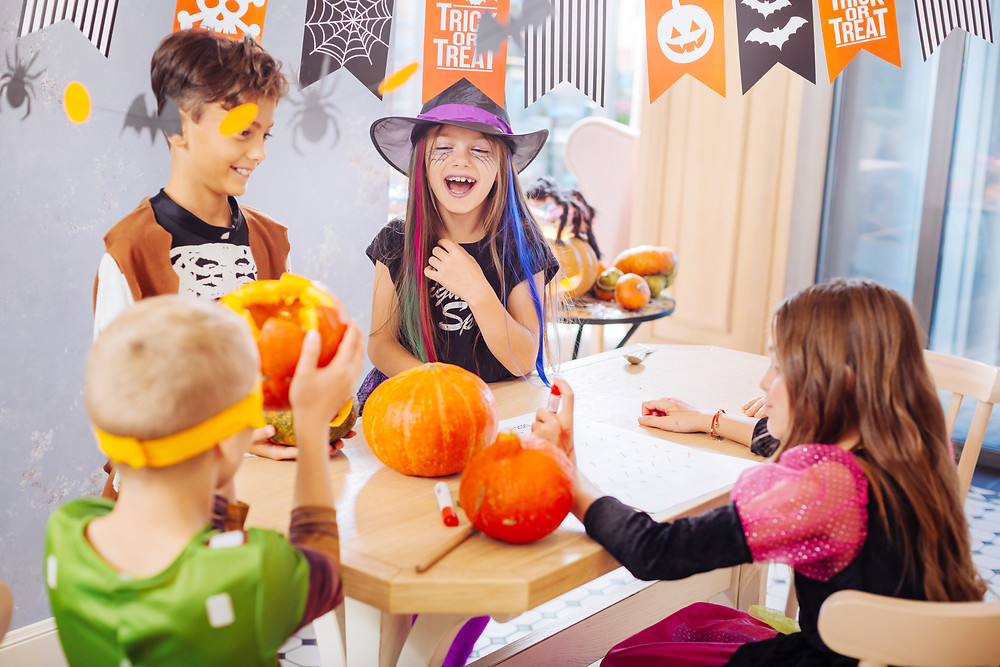 Halloween Games / Kids Games / Halloween Activities / Pumpkin Games / Halloween Party Ideas Kids / Kids Halloween Party / Family Game Night
