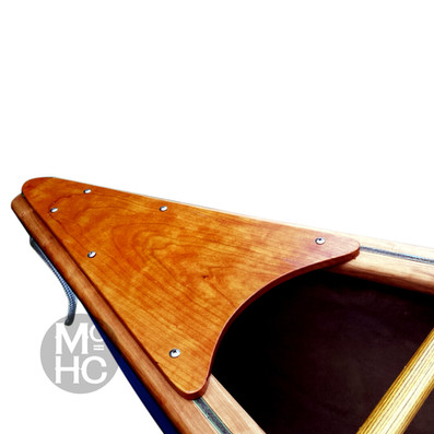 Mad River Canoe Restoration