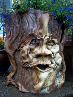 Large Tree Man