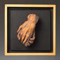 Etude Series 2 #3 Clasped Hands