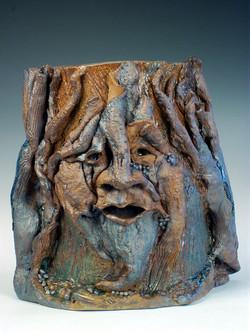 January Tree Man