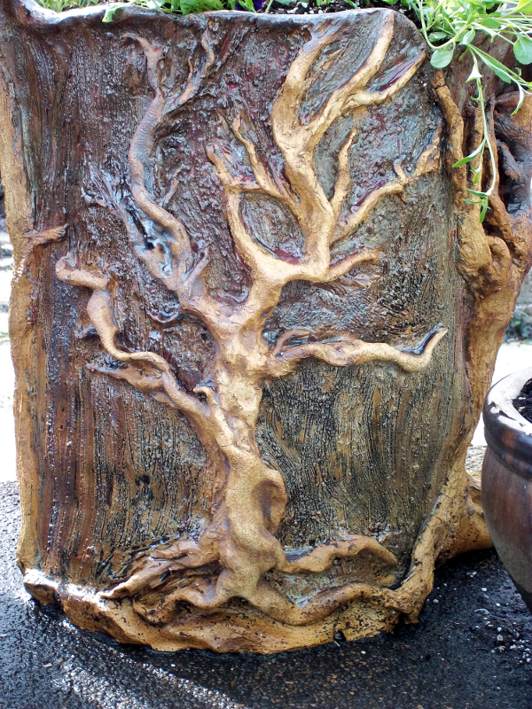 Large Tree Man (back)