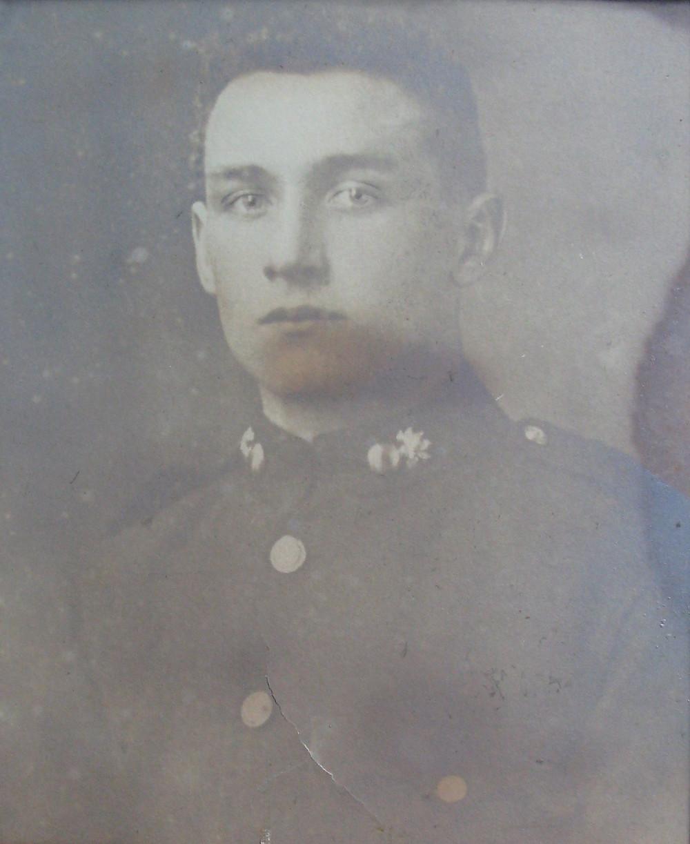 Frederick Bolden