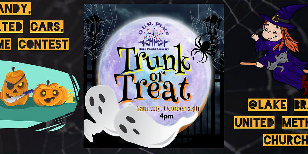 OUR Trunk or Treat!