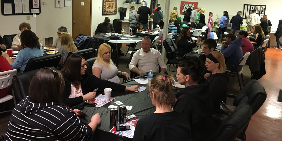 OUR All Pathways Meeting & Free Recovery Community Dinner