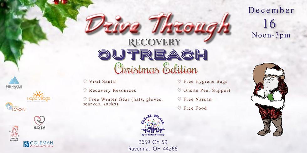 Drive Through Outreach Portage County: Christmas Edition!