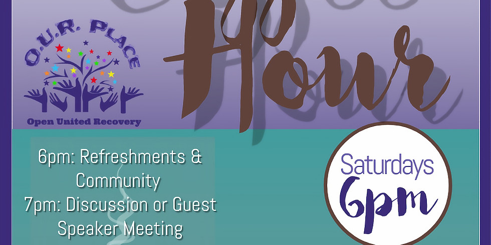 OUR All Pathways Meeting/ Coffee Hour