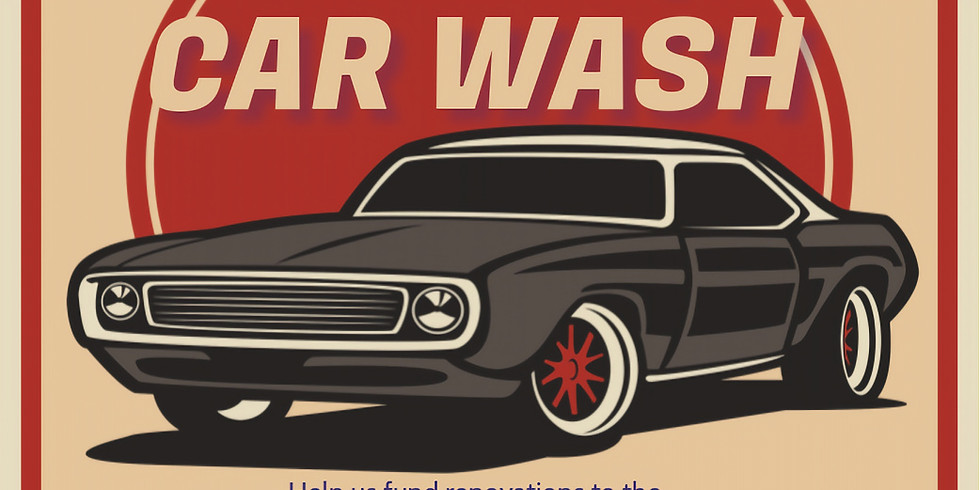 Recovery Fundraiser Carwash: the Uprising