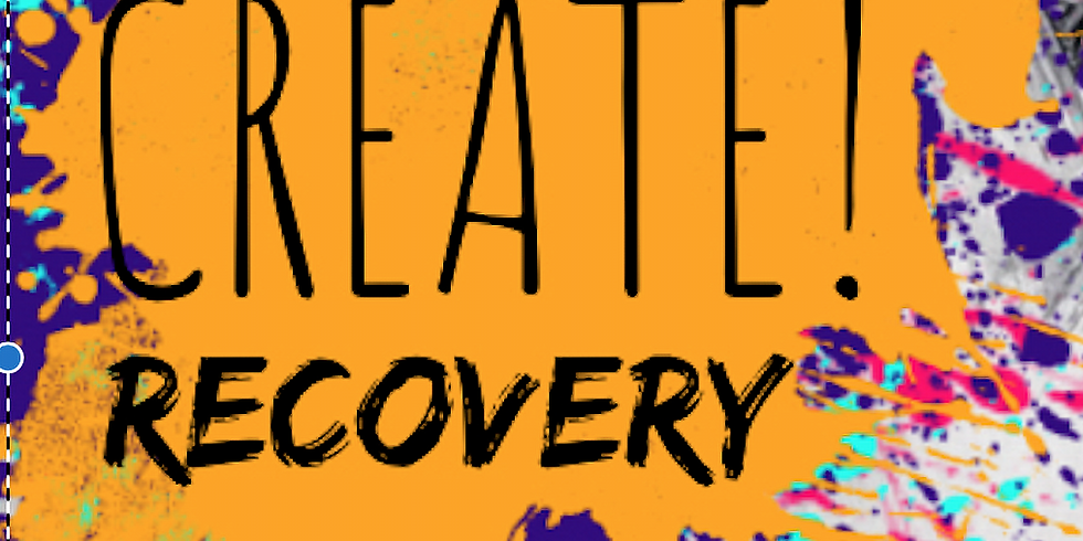 Create! Recovery: Tie Dye!! (1)