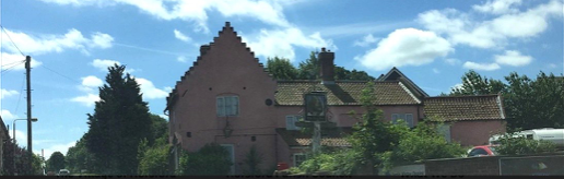 The Dog public house, Horsford