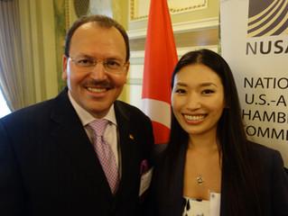 Tunisian Ambassador Fayçal Gouia