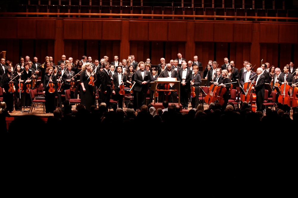 Kennedy Center Orchestra performances of Hannibal Barca