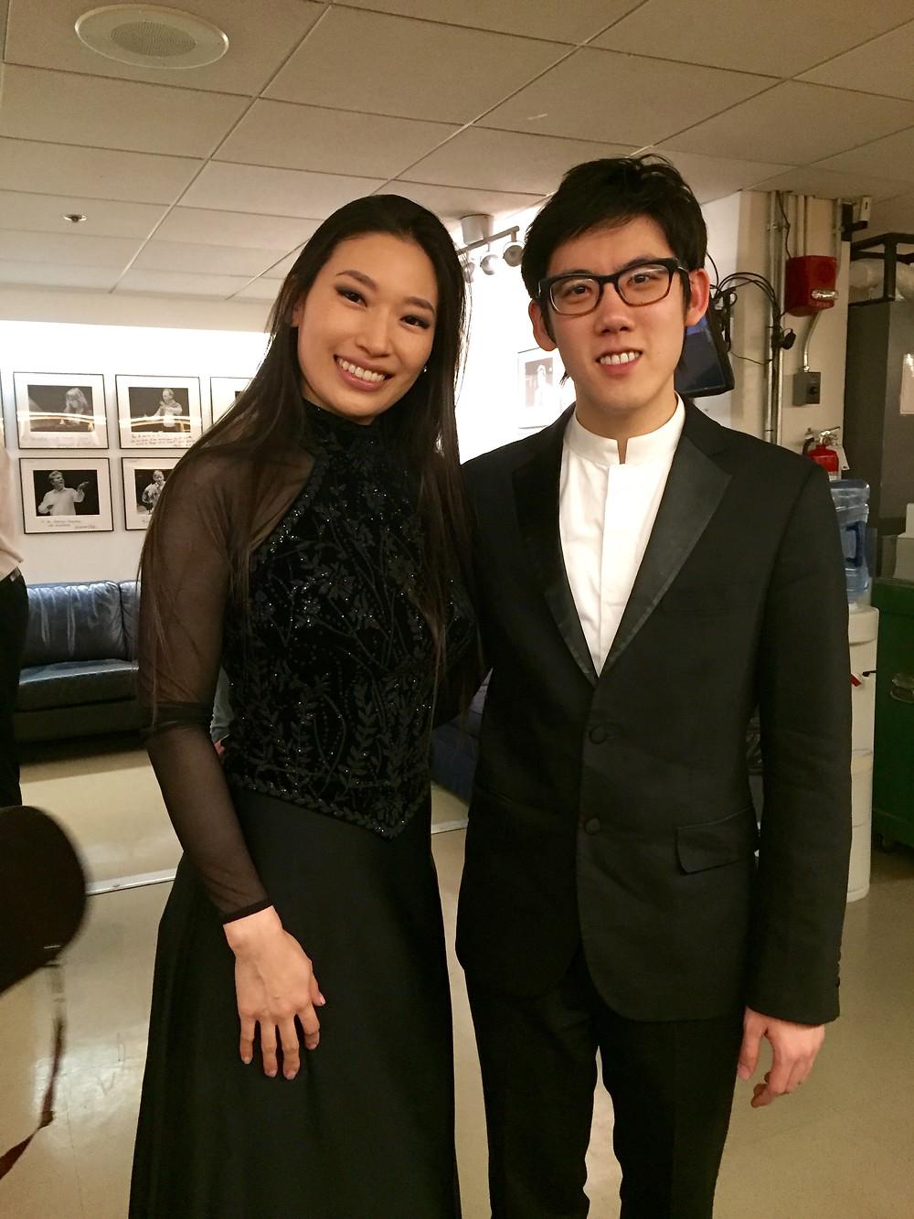 Pianist Haochen Zhang
