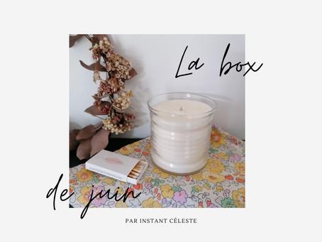 La box de juin