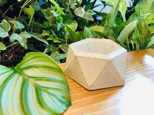 Concrete pot (small)