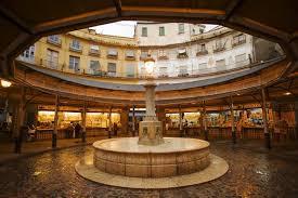 פלאזה רדונדה plaza redonda