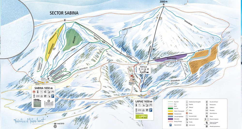 סקי בולנסיה