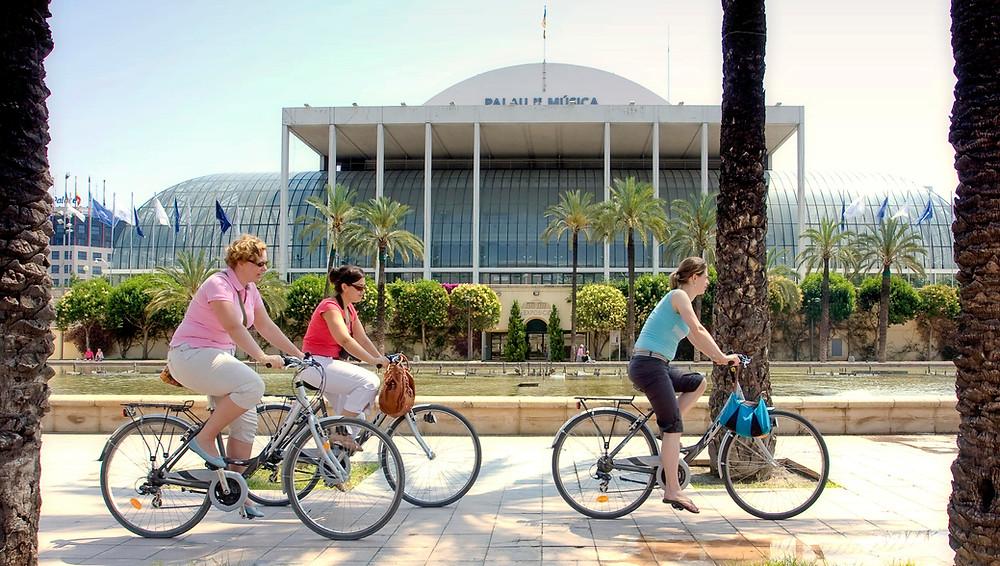 טיול אופניים בולנסיה