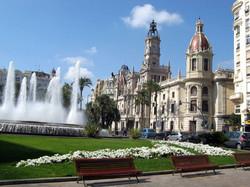 כיכר העירייה, ולנסיה