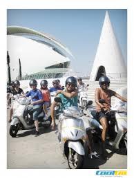 טיול אופנועים בולנסיה