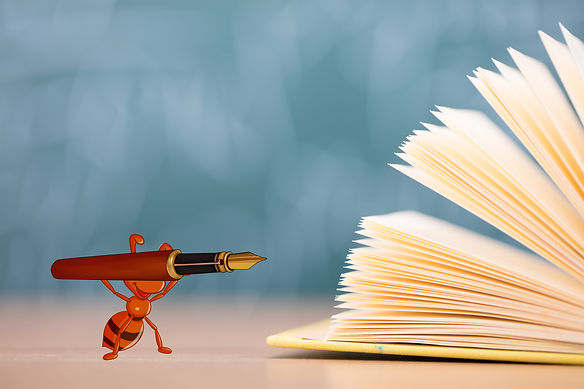 Lovepik_com-500443199-an-ant-with-a-pen.