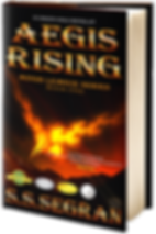 Aegis Rising, Science Fiction Action Adventure
