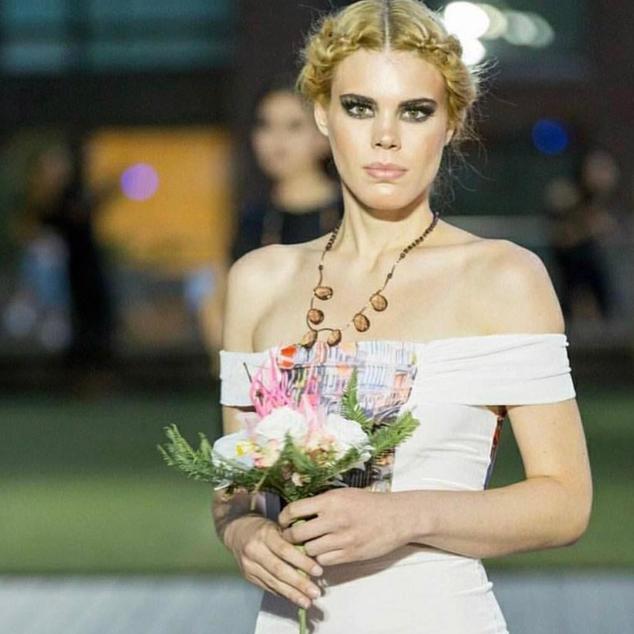 Malena Belafonte - New York Fashion Week