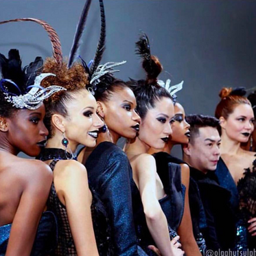 Geraldus Sugeng - New York Couture Fashion Week