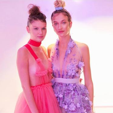 Layana Aguilar - New York Fashion Week