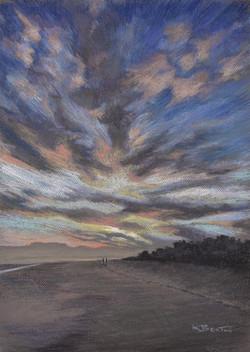 KymBeaton - Surat Bay Sunset